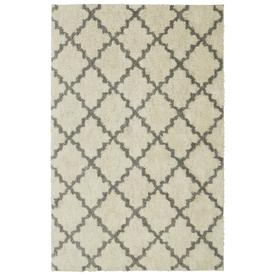 Shop Mohawk Home Briarwick Gray Rectangular Indoor Woven