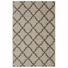 Mohawk Home Wyatt Gray Indoor Inspirational Area Rug Common 8 X 10 Actual