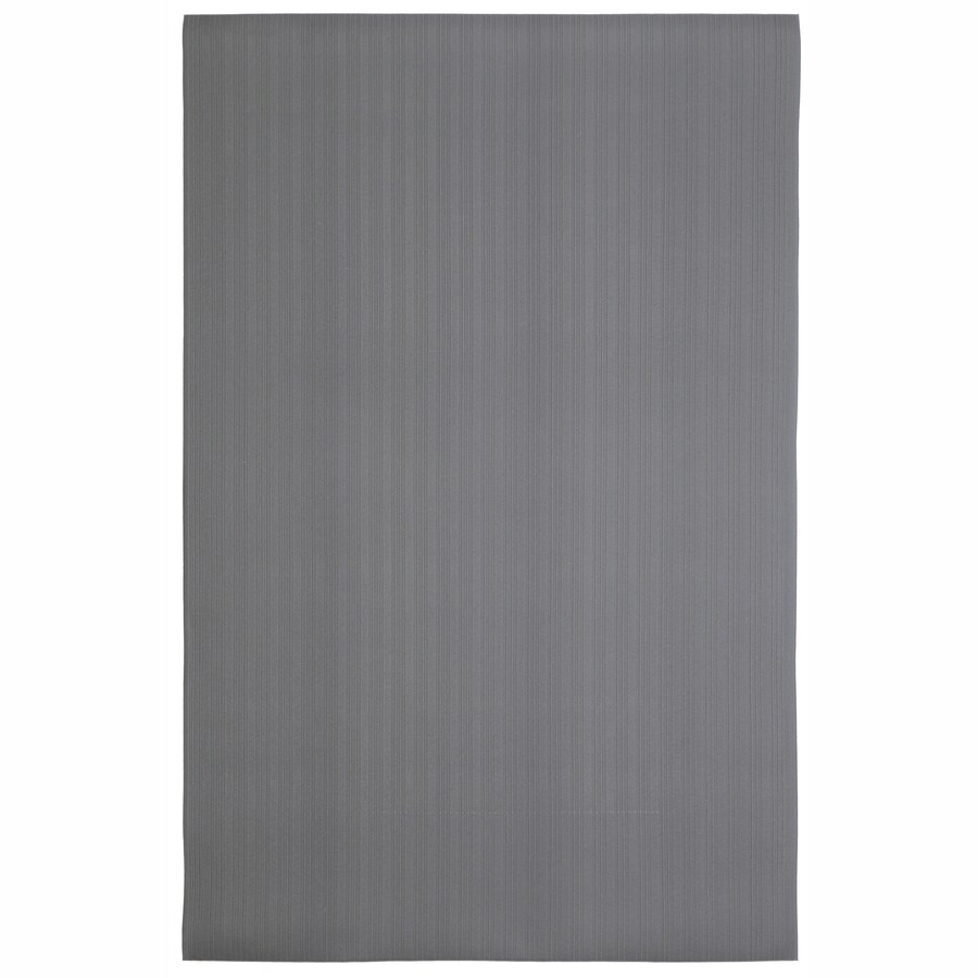 Mohawk Home Gray Rectangular Door Mat (Common: 36-in x 60-in; Actual: 36-in x 60-in)