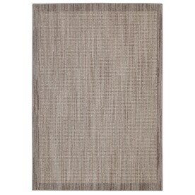 Mohawk Home Topaz Taupe Indoor Inspirational Area Rug (Common: 5 x 8; Actual: 5-ft W x 8-ft L)