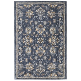Mohawk Home Ismere Denim Indoor Area Rug Common 8 X 10 Actual