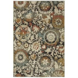 Mohawk Home Jeslynn Indoor Nature Area Rug (Common: 8 x 10; Actual: 8-ft W x 10-ft L)