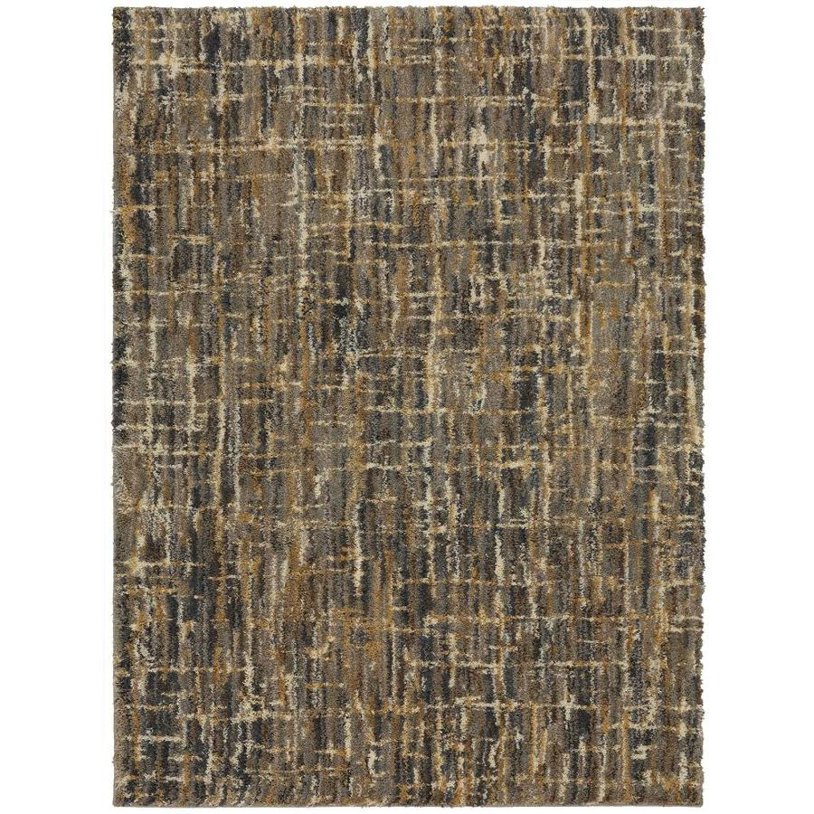 Mohawk Home Sabrina Gray Indoor Inspirational Area Rug