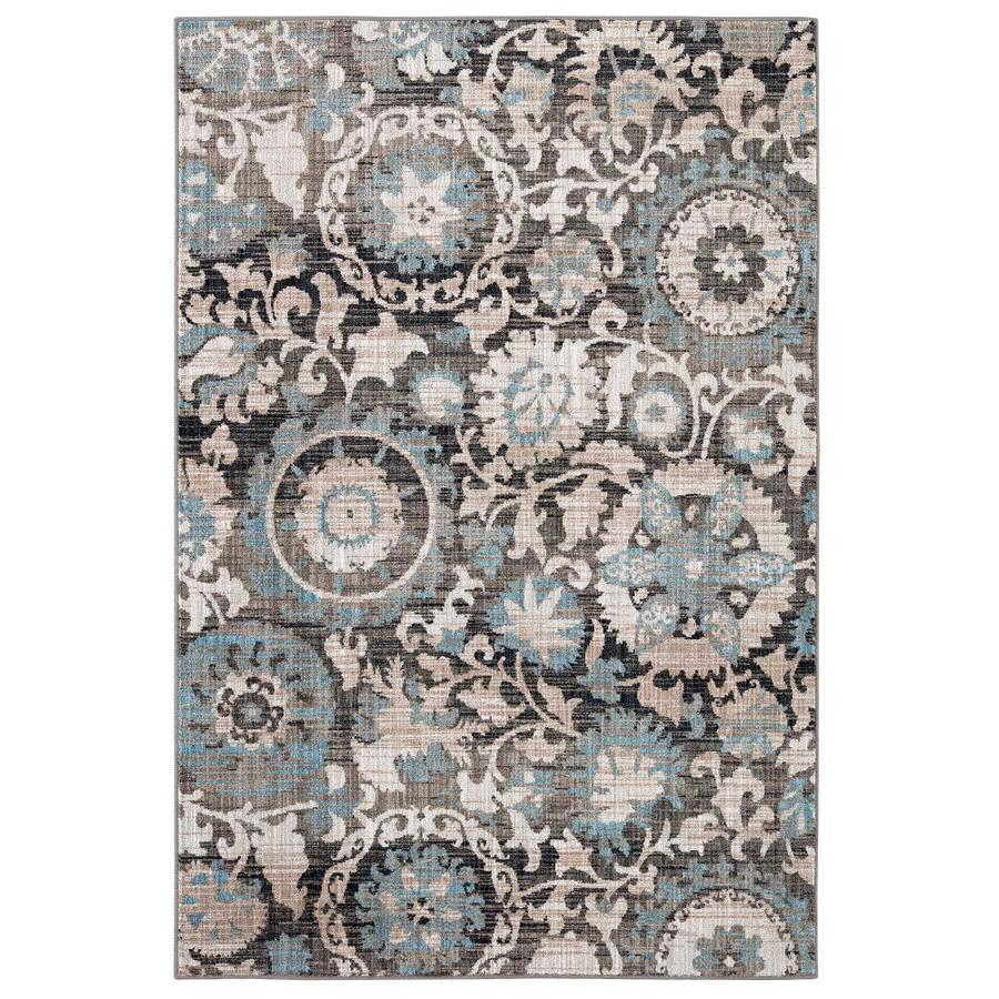 Mohawk Home Jeslynn Oyster Indoor Nature Area Rug Common