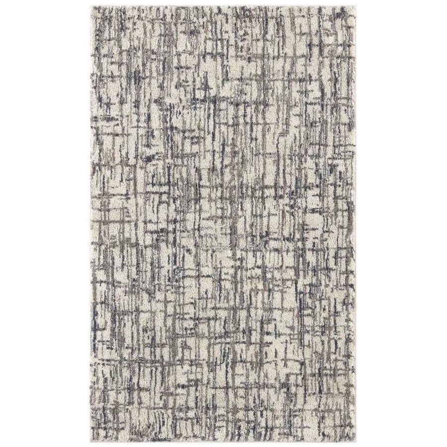 allen + roth Sand Inspirational Area Rug (Common: 5 x 8; Actual: 5.25-ft W x 7.83-ft L)