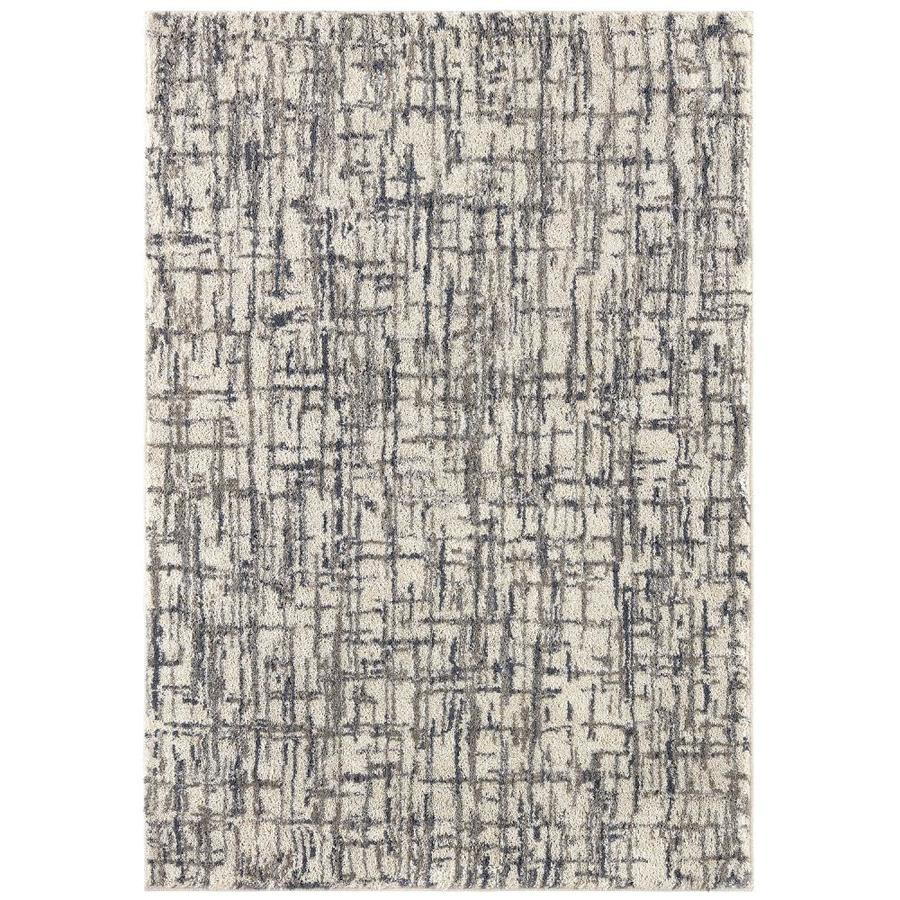 allen + roth Sand Inspirational Area Rug (Common: 8 x 10; Actual: 8-ft W x 10-ft L)