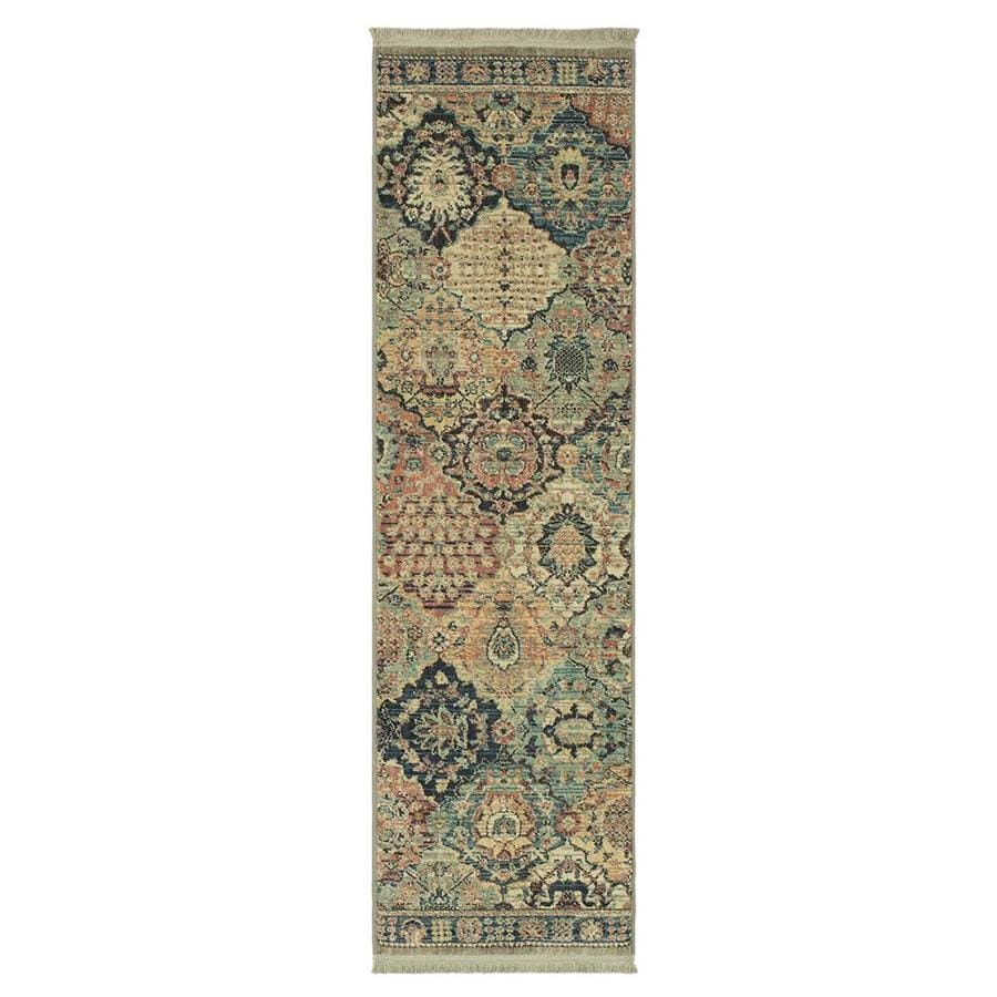 Shop Mohawk Home Steeplegate Indoor Oriental Runner