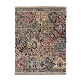 Mohawk Home Steeplegate Indoor Oriental Area Rug Common 8 X 10 Actual