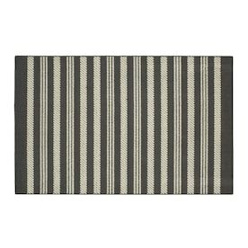 Mohawk Home Patterned Perfect 5 X 7 Gray Indoor Geometric Moroccan Area Rug In The Rugs Department At Lowes Com
