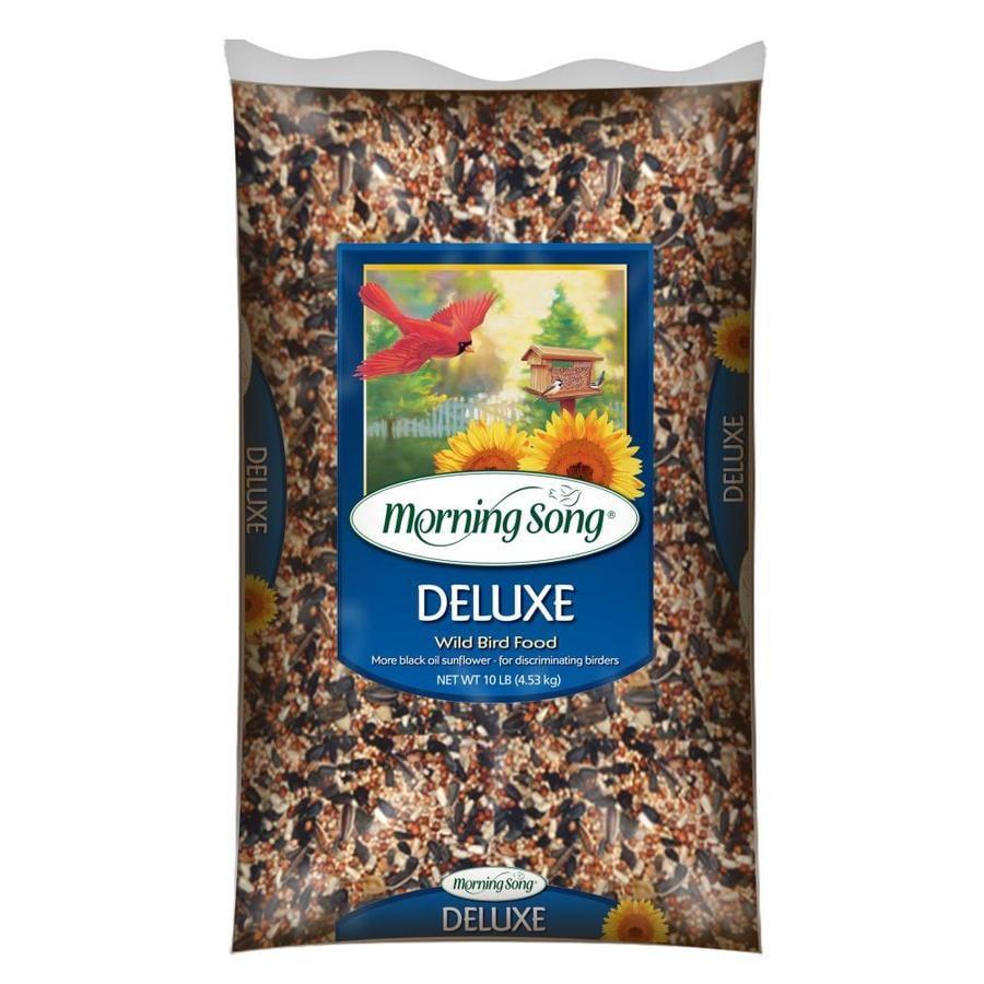 Morning Song 10-lb Bird Seed Bag