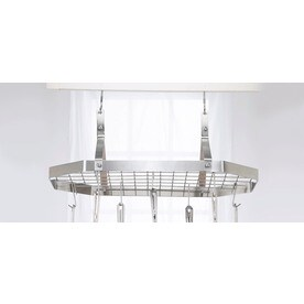 Cuisinart 326 In X 154 Brushed Stainless Octagon Pot Rack