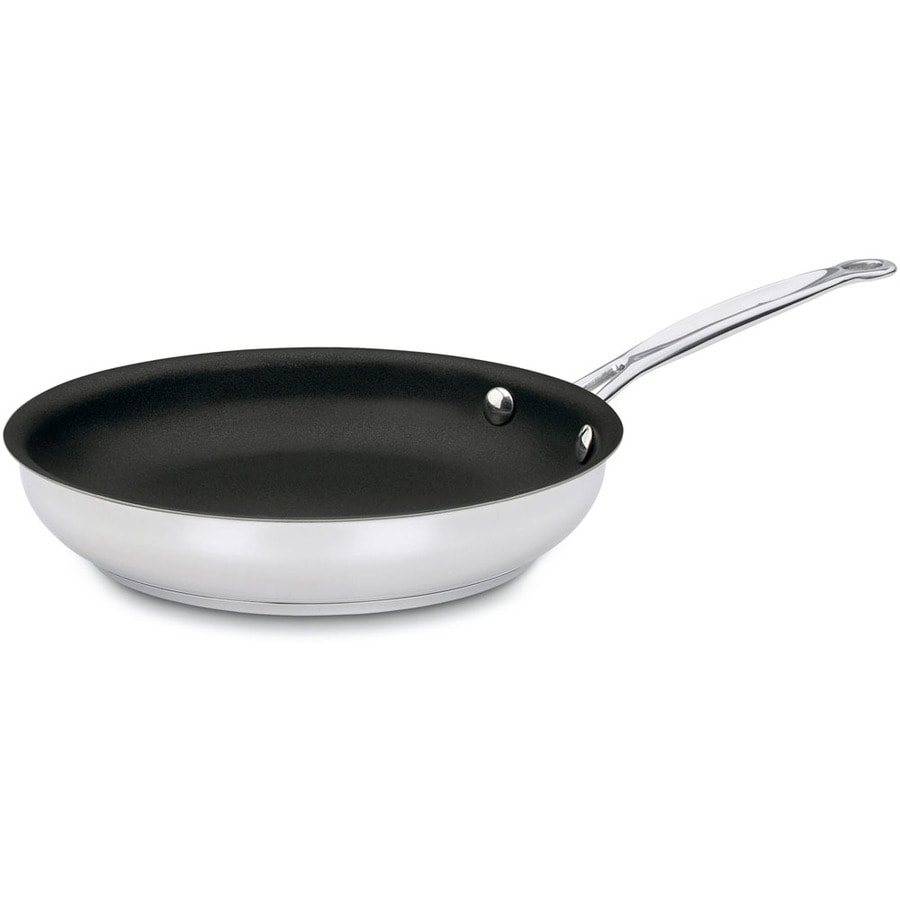 Cuisinart Chef's Classic 10-in Stainless Steel Skillet