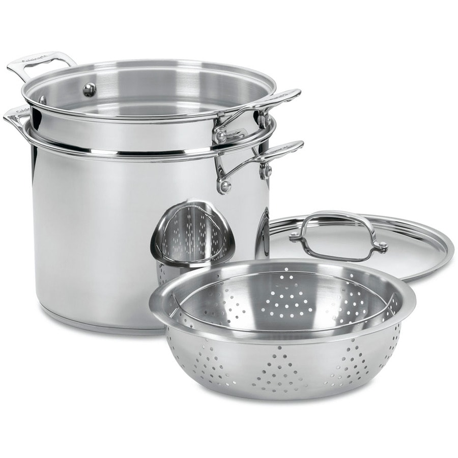 Cuisinart Chef's Classic Stainless Steel Cookware Set with Lid