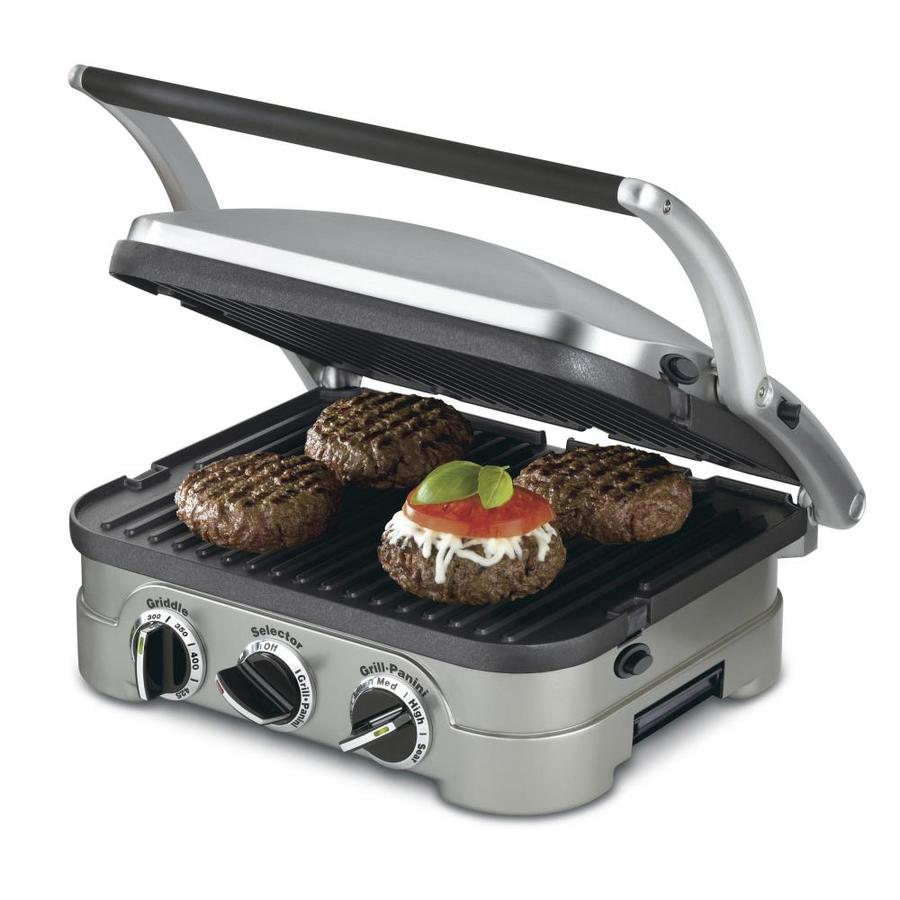 Cuisinart 13 In L X 11 W Non Stick Contact Grill