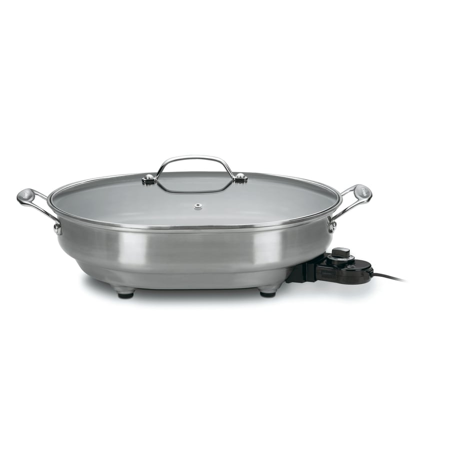 Cuisinart 15-in L x 12-in W 1,500-Watt Non-Stick Electric Skillet