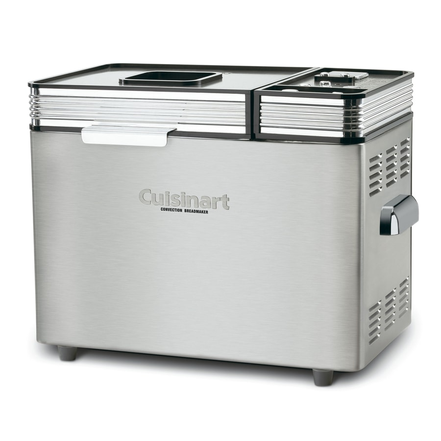 Cuisinart Stainless Steel Countertop Bread Maker