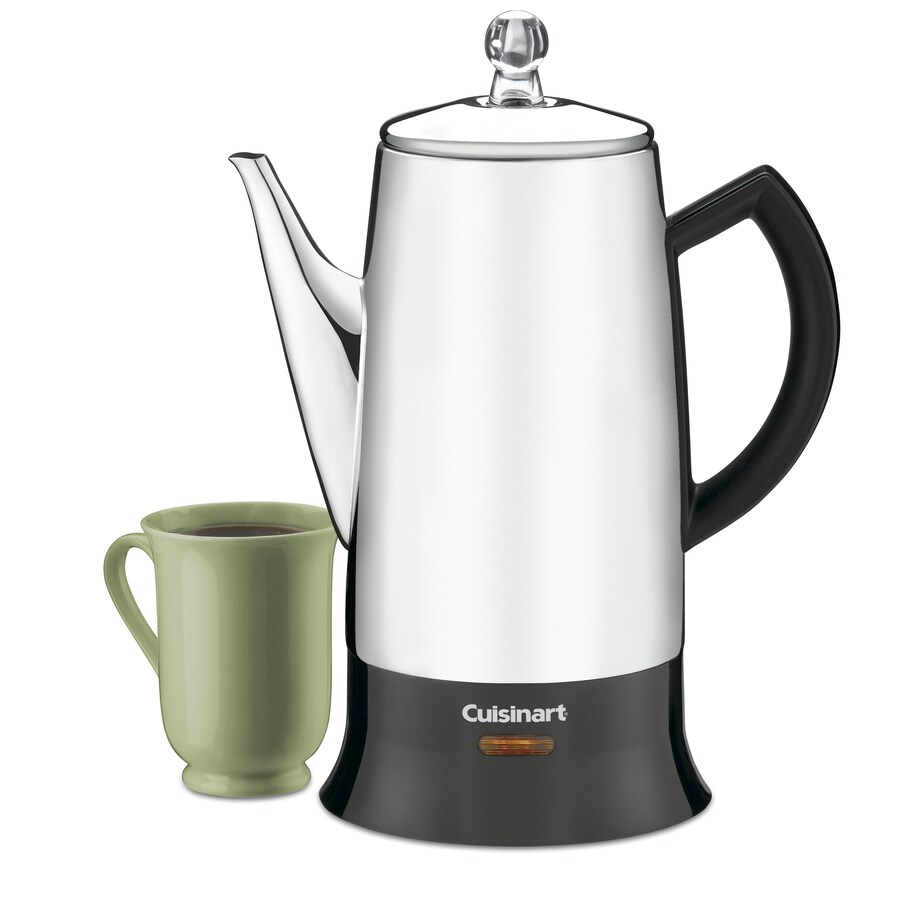 Cuisinart 12-Cup Stainless Steel Percolator
