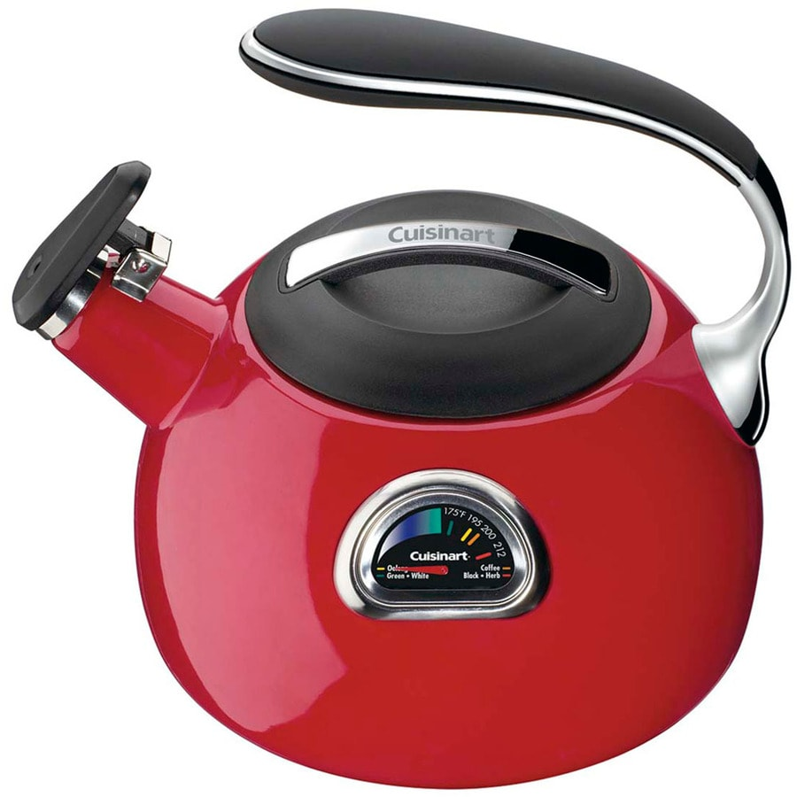 Cuisinart Red 7-Cup Electric Tea Kettle
