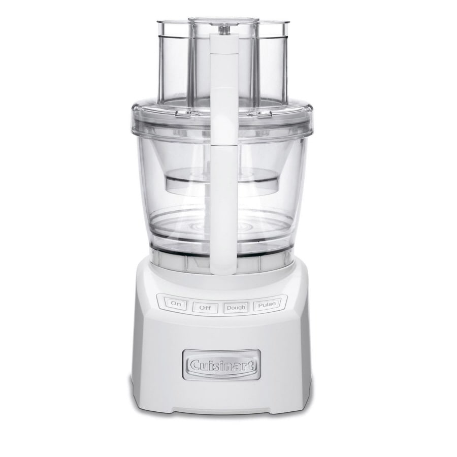Cuisinart 14-Cup 1000-Watt White Food Processor