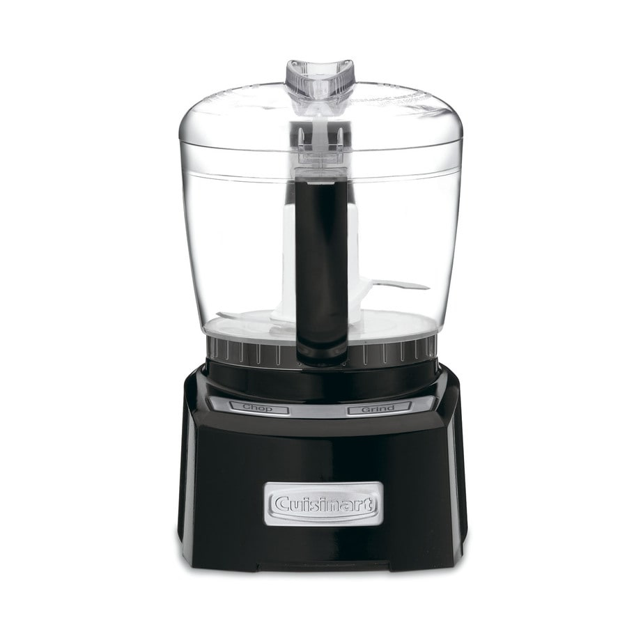 Write A Review About Cuisinart 4 Cup 250 Watt Black 1 Blade Mini