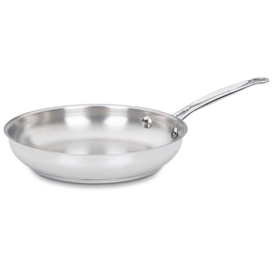 Cuisinart Chef's Classic 9-in Stainless Steel Skillet