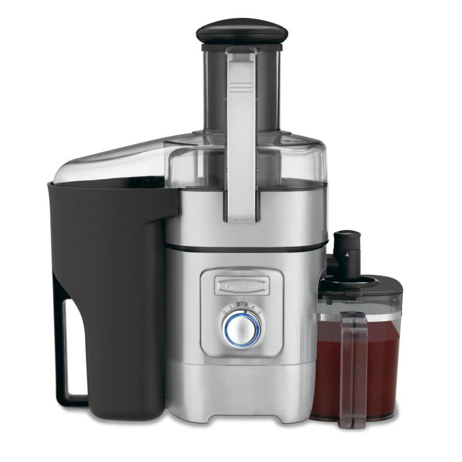 Cuisinart 34-oz Stainless Steel and Black Juice Extractor