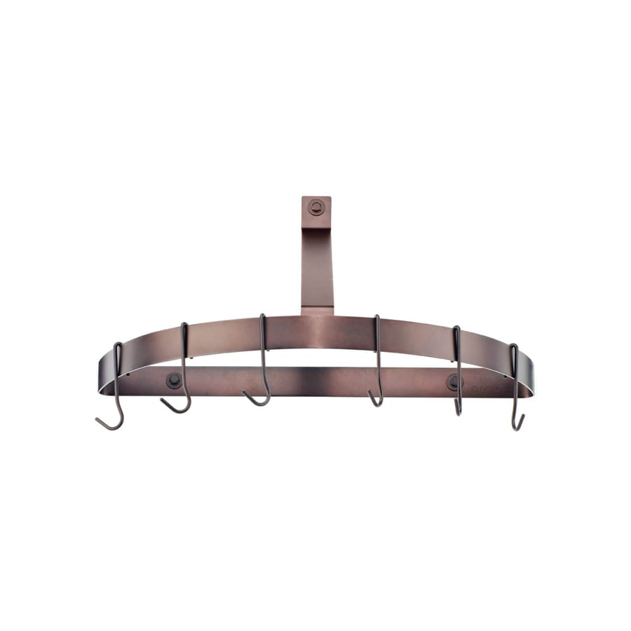 Cuisinart 25.3-in x 12.3-in Oil Rubbed Bronze Half Circle Pot Rack