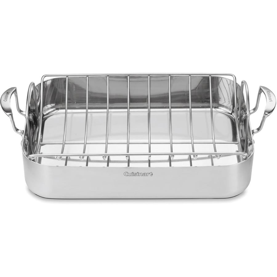 Cuisinart 2-Piece 12-in Stainless Steel Baking Pans