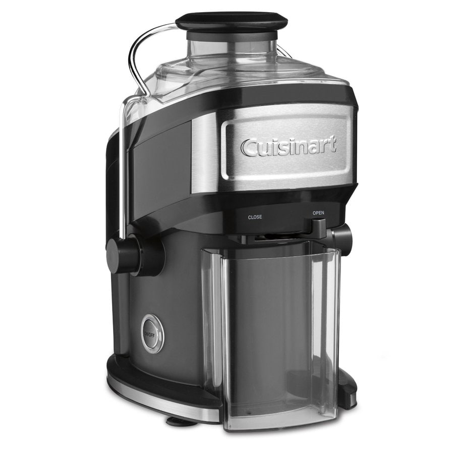 Cuisinart 16-oz Black and Stainless Juice Extracter