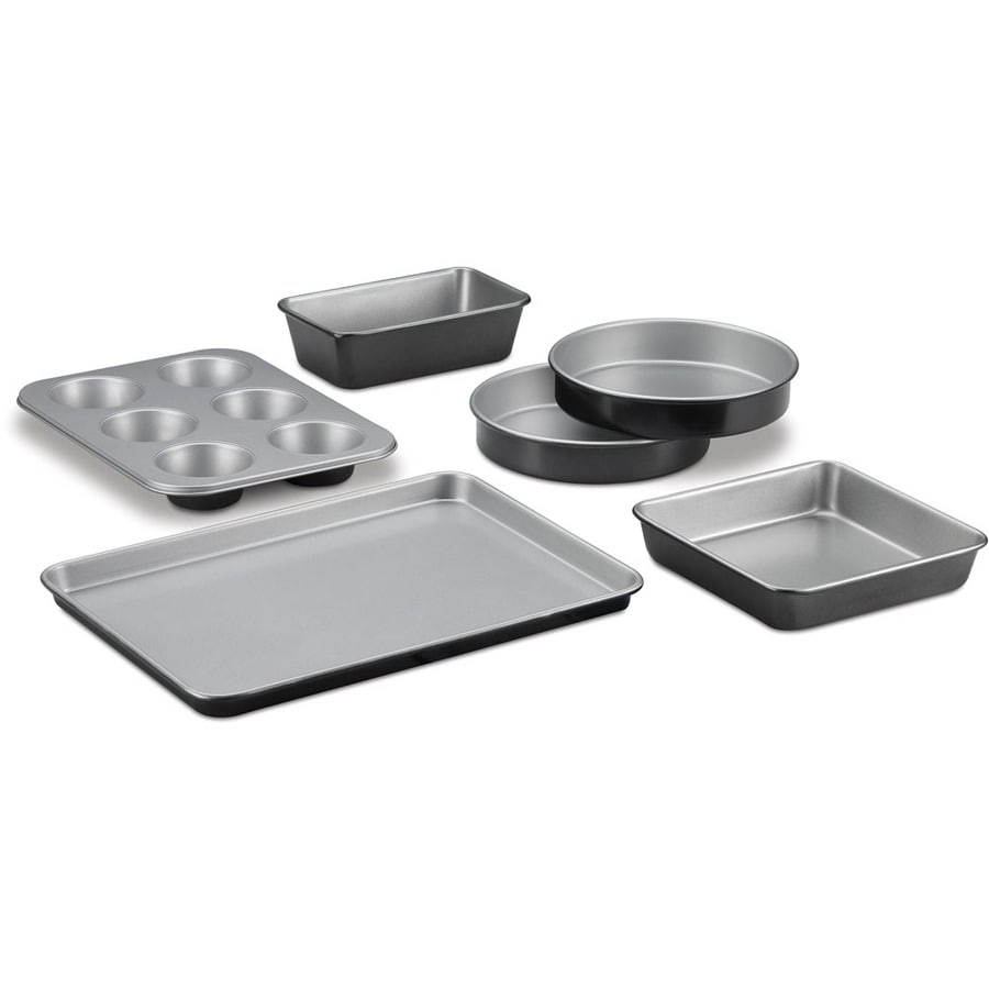 Cuisinart 6-Piece Chef's Classic 10-in Stainless Steel Baking Pans