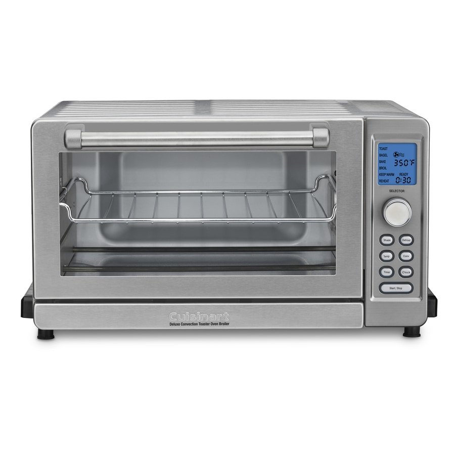 Cuisinart 6-Slice Stainless Steel Convection Toaster Oven