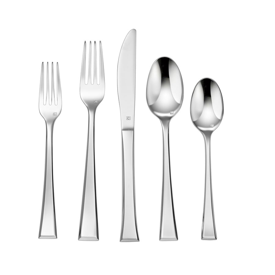 Shop Cuisinart Stainless Steel Flatware Set At
