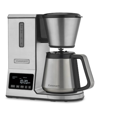 cleaning a cuisinart coffee maker