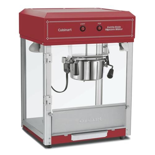 Cuisinart 12 Cup Oil Table Top Popcorn Maker At Lowes Com