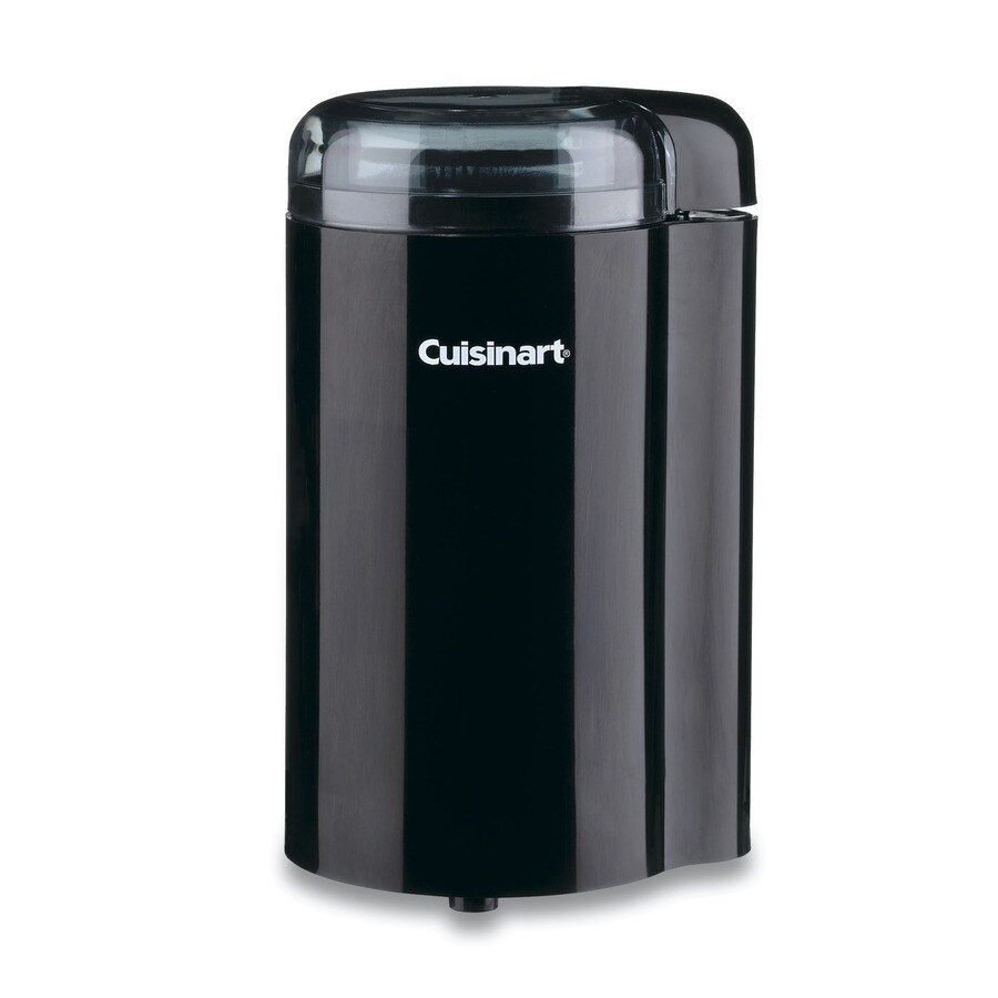 Cuisinart 2.5-oz Black Stainless Blade Coffee and Spice Grinder