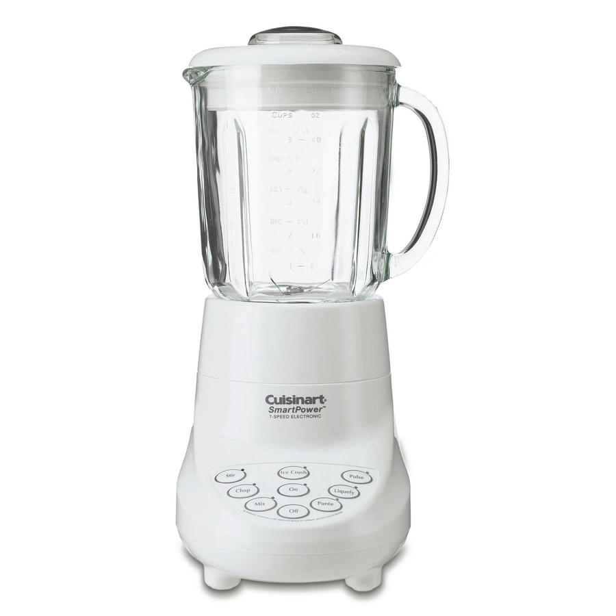 Cuisinart 5-Cup Stainless Steel Glass Blender