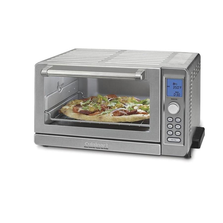 Cuisinart 6 Slice Stainless Steel Convection Toaster Oven