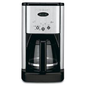 Cuisinart Stainless Steel 12 Cup Programmable Coffee Maker