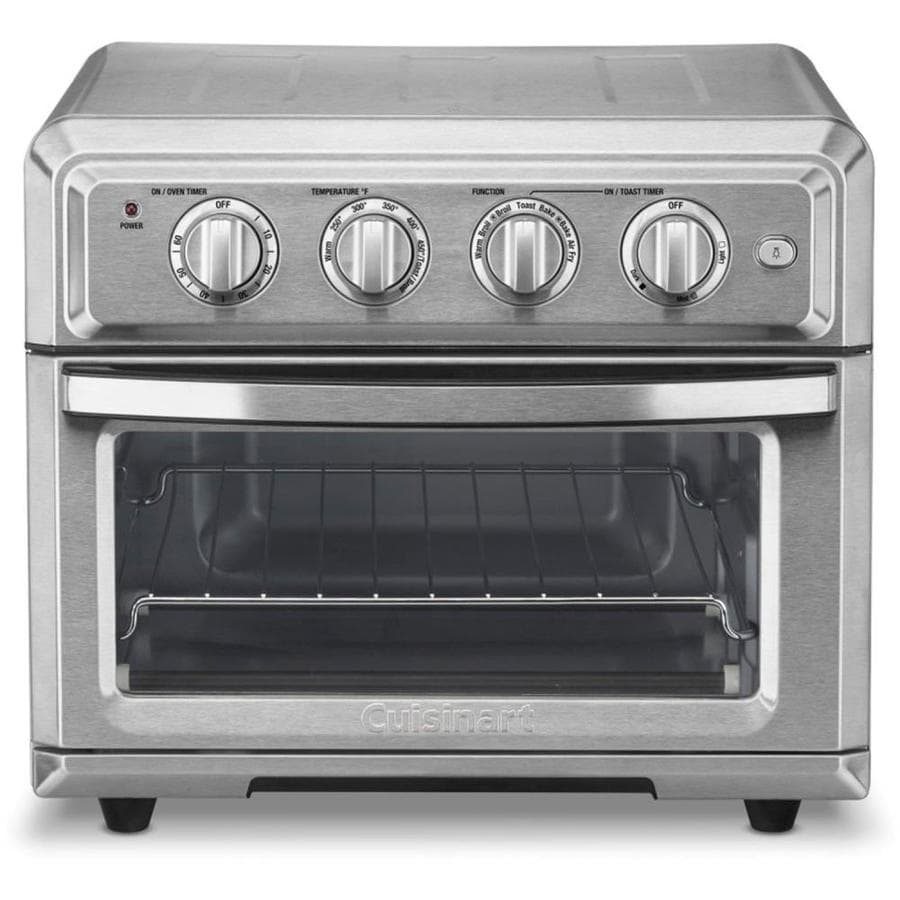 Cuisinart 4 Slice Stainless Steel Convection Toaster Oven