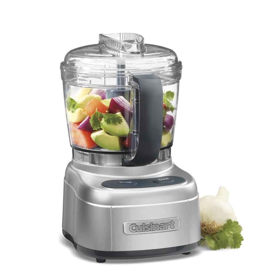 Write A Review About Cuisinart 4 Cup 500 Watt Silver 1 Blade Mini