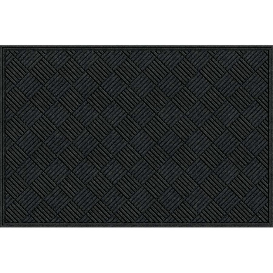 Apache Mills, Inc. Rectangular Door Mat (Common: 48-in x 72-in; Actual: 48-in x 72-in)