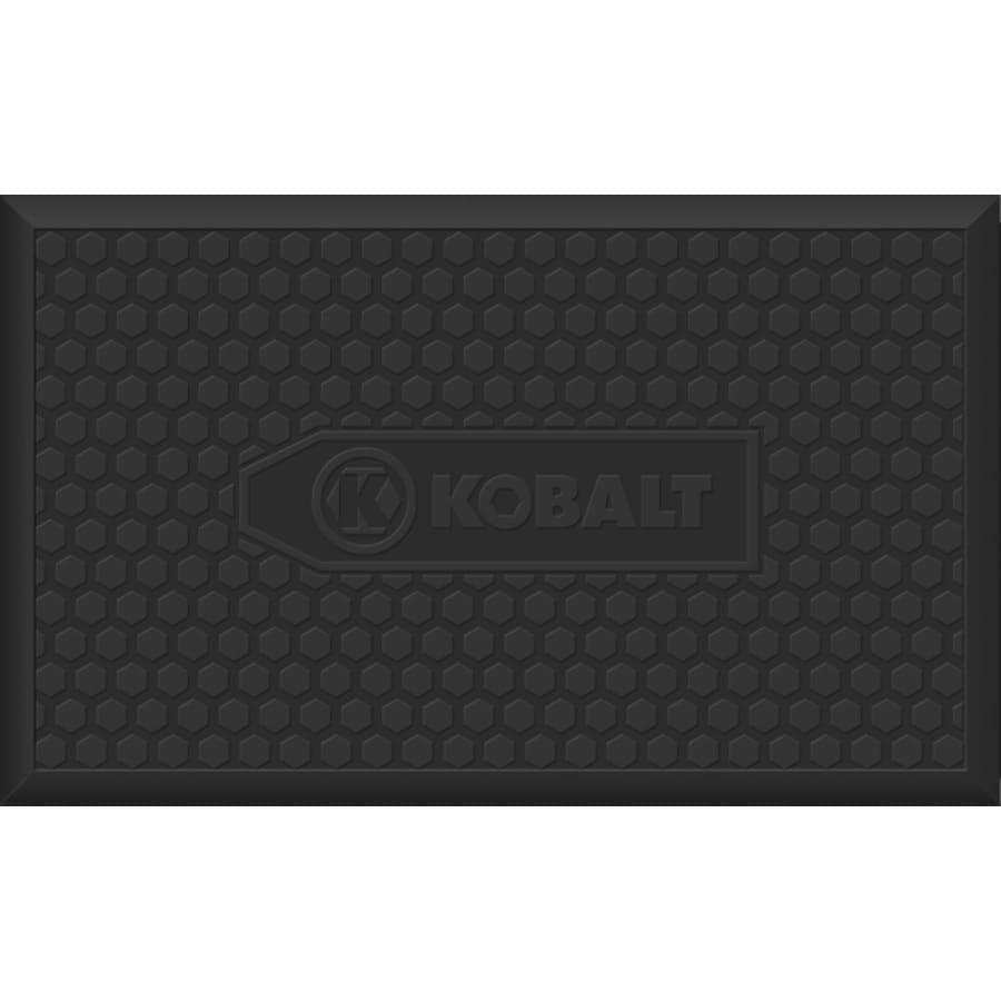 Kobalt Black Anti-Fatigue Mat (Common: 2-ft x 3-ft; Actual: 22-in x 36-in)