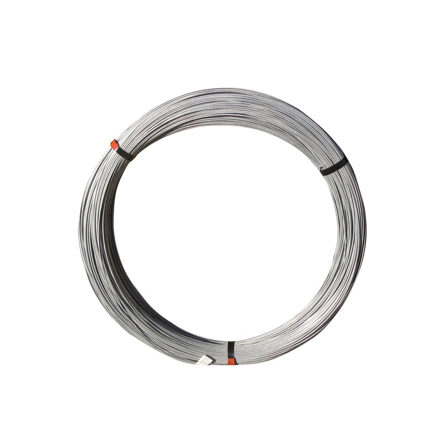 Shop Red Brand 4,000-ft 12.5-Gauge Electric Fence High-Tensile Wire ...