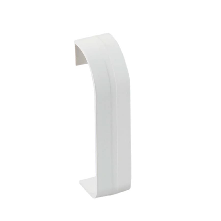 Wiremold 3/4-in x 3-1/4-in Low-Voltage White Cord Cover