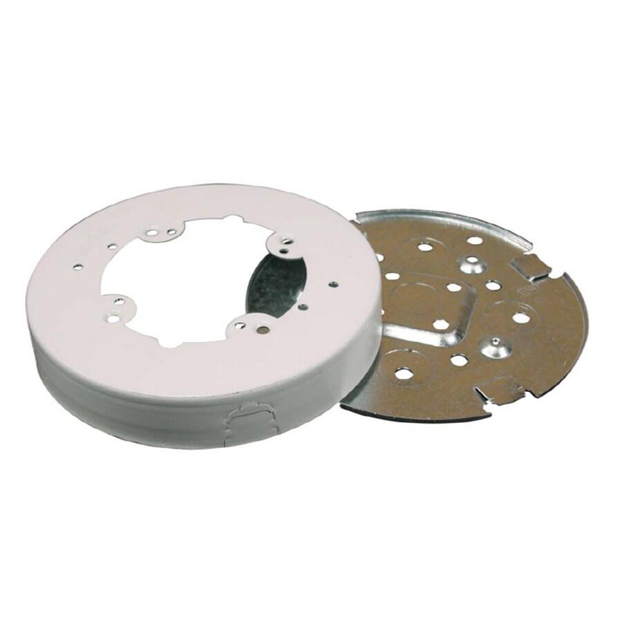 Wiremold 22.2-cu in 1-Gang Metal Ceiling Electrical Box
