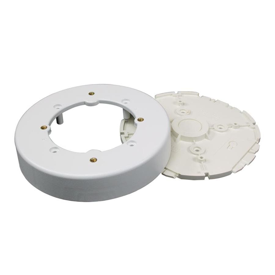 Wiremold 15.9-cu in Plastic Old Work Ceiling Electrical Box