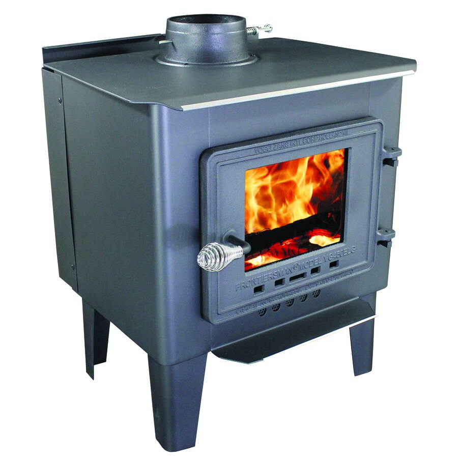 Vogelzang 1000-sq ft Wood Burning Stove