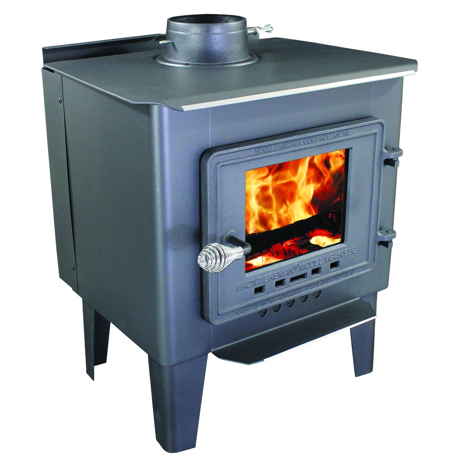 Vogelzang 1,000-sq ft Wood Stove