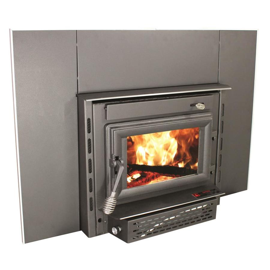 shop us stove company 1800 sq ft wood burning stove insert at lowes com rh lowes com Fireplace Blowers for Wood Burning Fireplace lowes wood burning stove insert