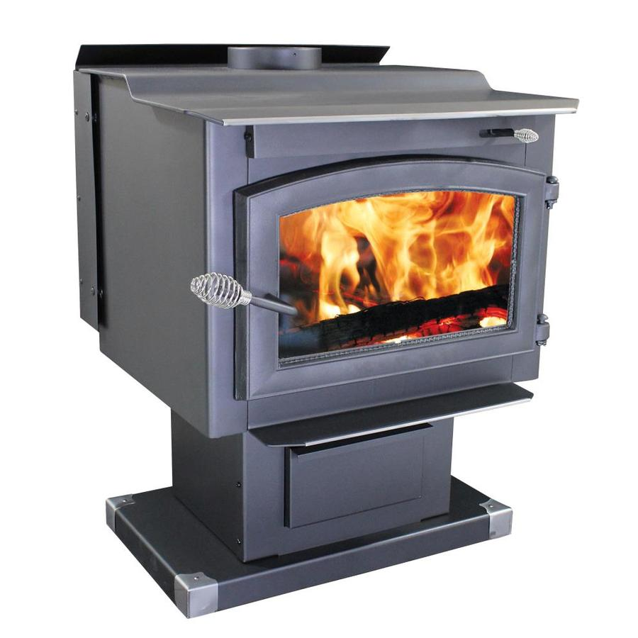 Shop Vogelzang 2,200-sq Ft Wood Stove At Lowes.com - Lowes Wood Burning Stoves WB Designs